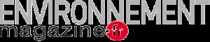 Logo environnement magazine