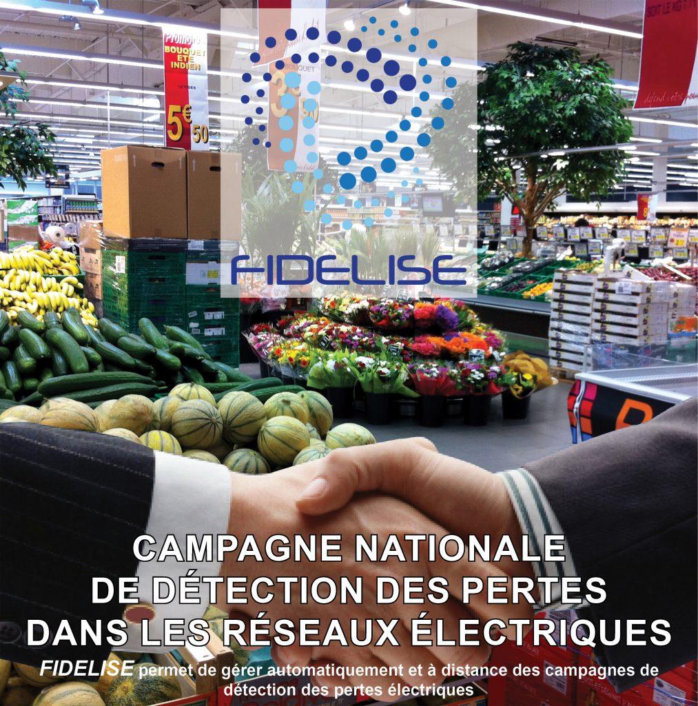 image supermarché